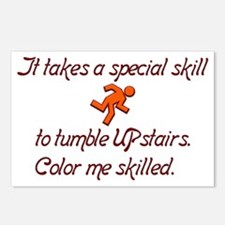 It takes a special skill  Postcards (Package of 8)