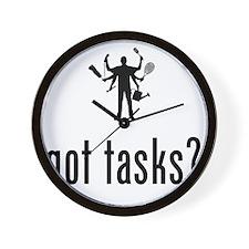 Multitasking-02-A Wall Clock