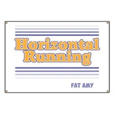 Horizontal Running Banner