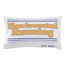 Horizontal Running Pillow Case