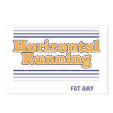 Horizontal Running Postcards (Package of 8)