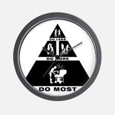 BBQ-11-A Wall Clock