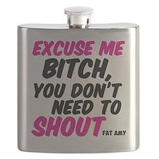 Shout Flask