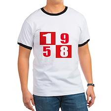 Born In 1958 Designs T