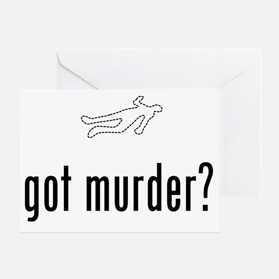 Murdered-02-A Greeting Card