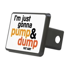 Pump and Dump Hitch Cover