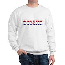 Croatia Sweatshirt