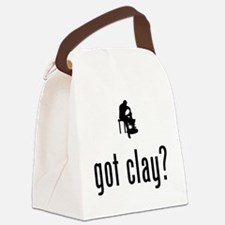 Pottery-02-A Canvas Lunch Bag