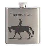 Horse Flask Bottles