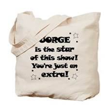 Jorge is the Star Tote Bag