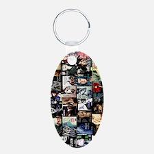 HIP Banner Keychains