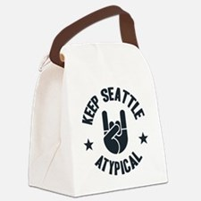 rock-seattle-LTT Canvas Lunch Bag