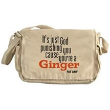 Ginger Messenger Bag