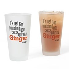 Ginger Drinking Glass