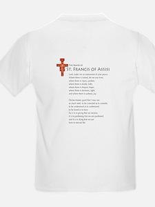 Crucifix/Pieta/St. Francis T-Shirt