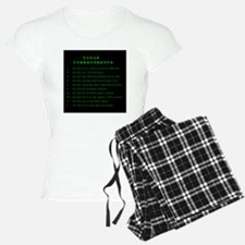 Linux Commandments Pajamas