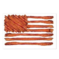 United States of Bacon Fl Postcards (Package of 8)