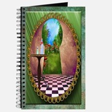 Through The Key Hole Journal