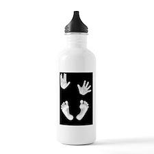 Trekkie Baby Hands and Water Bottle