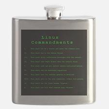 Linux Commandments Flask