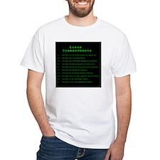 Linux Commandments Shirt