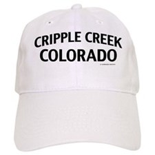 Cripple Creek Colorado Baseball Cap