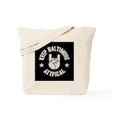 rock-baltimo-BUT Tote Bag