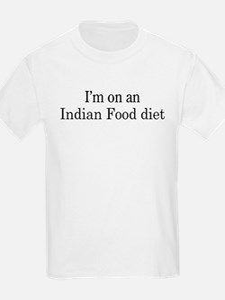Indian Food diet T-Shirt