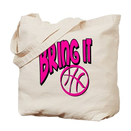Hoop Girls Tote Bag