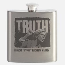 Truth by Elizabeth Warren Flask