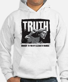 Truth by Elizabeth Warren Hoodie Sweatshirt