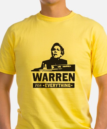 Elizabeth Warren for Everything T