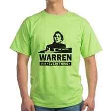 Elizabeth Warren for Everything T-Shirt