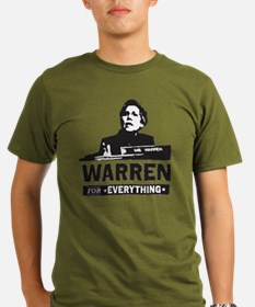 Elizabeth Warren for  T-Shirt