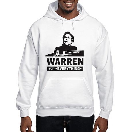Elizabeth Warren for Everything Hooded Sweatshirt