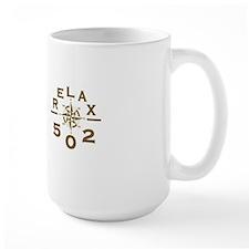 Relax 502 Mug
