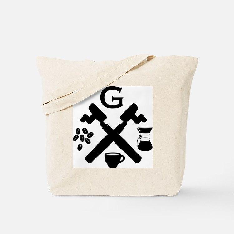 Grind Logo Tote Bag