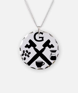Grind Logo Necklace