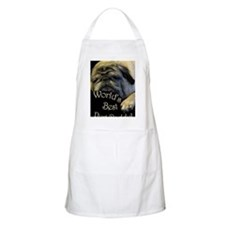 Worlds Best Pug Daddy Apron