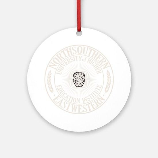 eastwestern-DKT Round Ornament