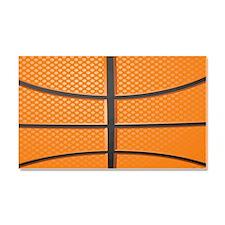 Basketball Car Magnet 20 x 12