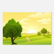 Sunny Day Postcards (Package of 8)