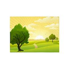 Sunny Day 5'x7'Area Rug