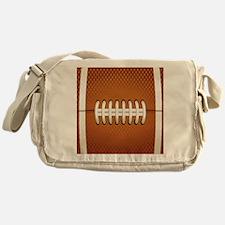 Football Messenger Bag