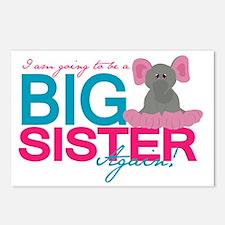 Big Sister Again Postcards (Package of 8)
