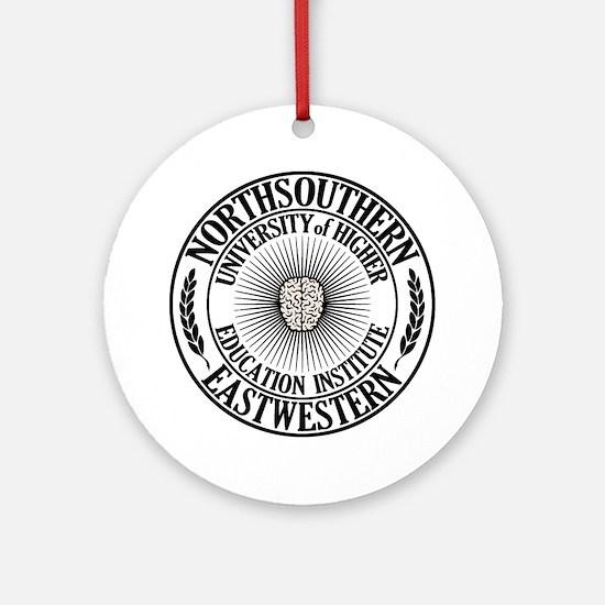 eastwestern-LTT Round Ornament