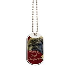 mothers_day_hearts_tall Dog Tags