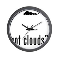 Cloud-Watching-02-A Wall Clock