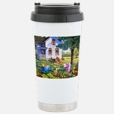 Country living and life Travel Mug