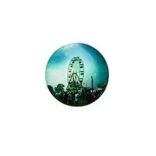 Roo Ferris Wheel Mini Button